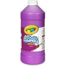 CYO 543132040 Crayola Washable Tempera Paint CYO543132040
