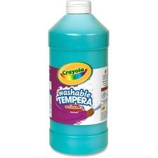 CYO 543132048 Crayola Washable Tempera Paint CYO543132048