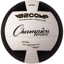 CSI VB2BK Champion Sports Official Size Volleyball CSIVB2BK