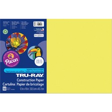 PAC 103403 Pacon Tru-Ray Construction Paper PAC103403