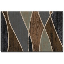 Flagship Carpets Blue Multi Waterford Design Rug