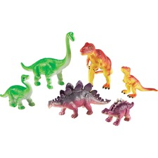 LRN 0836 Learning Res. Dinosaur Play Set  LRN0836