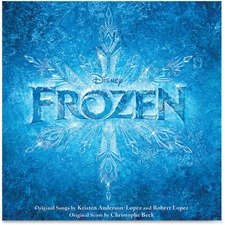 Flipside Disney Frozen Movie Soundtrack CD