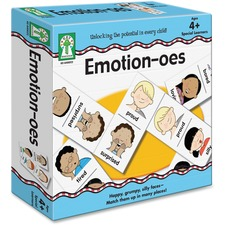 CDP 840022 Carson Emotion-oes Board Game CDP840022