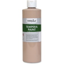HAN 201000 Handy Art 16 oz. Premium Tempera Paint HAN201000