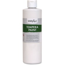 HAN 201005 Handy Art 16 oz. Premium Tempera Paint HAN201005