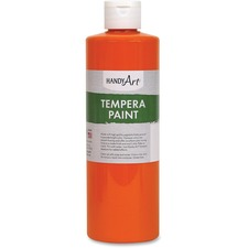 HAN 201015 Handy Art 16 oz. Premium Tempera Paint HAN201015