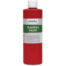 HAN 201020 Handy Art 16 oz. Premium Tempera Paint HAN201020