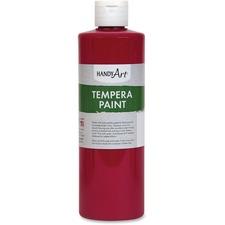 HAN 201025 Handy Art 16 oz. Premium Tempera Paint HAN201025