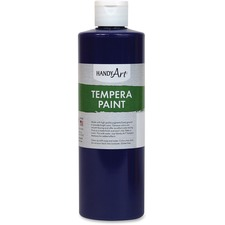 HAN 201040 Handy Art 16 oz. Premium Tempera Paint HAN201040
