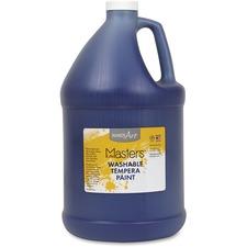 HAN 214740 Handy Art L.Masters Washable Tempera Paint Gallon HAN214740