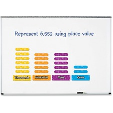 LRN 6649 Learning Res. Giant Magnetic Place Value Set LRN6649