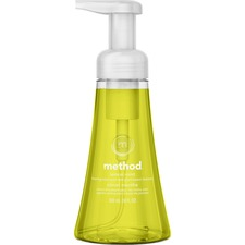 MTH 01162 Method Products Lemon Mint Foaming Hand Wash MTH01162
