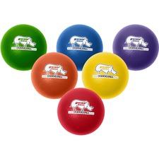 "CSI RXD8SET Champion Sports Low Bounce 7"" Dodgeballs Set CSIRXD8SET"