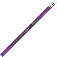 MPD 2121B Rose Moon Inc. Student Of The Week Themed Pencils MPD2121B