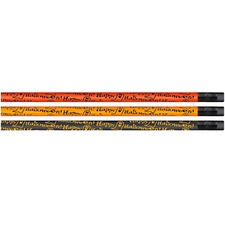 MPD 7903B Rose Moon Inc. Happy Halloween Themed Pencils MPD7903B