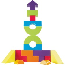 LRN 9284 Learning Res. Mental Blox Point Of View Game LRN9284