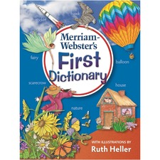 MER 2741 Merriam-Webster's First Dictionary MER2741