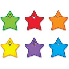 TEP 10801 Trend Mini Stars Accents Variety Pack TEP10801
