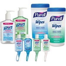 GOJ 9120K1EC GOJO Purell On-the-go Sanitizer Kit GOJ9120K1EC