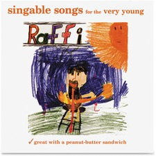 Flipside Raffi: Songs For The Very Young CD
