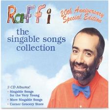 Flipside Raffi's Singable Songs 3-CD Set