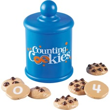 LRN 7348 Learning Res. SmartSnacks Counting Cookies Set LRN7348