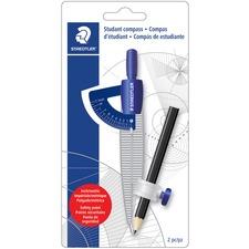 STD 557SCBKA6 Staedtler Student Compass w/Pencil STD557SCBKA6