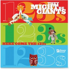 Flipside TMBG Here Come The 123s Set - Academic Training Course