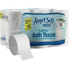 GPC 1937300 Georgia Pacific Angel Soft Coreless Bath Tissue GPC1937300