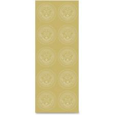 GEO 47853 Geographics Gold Excellence Certificate Seals GEO47853