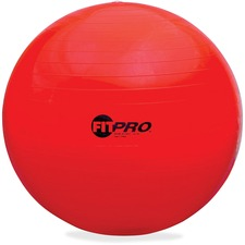 Champion Sports Red Training/Exercise Balls