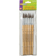 CKC 5951 Chenille Kraft No. 12 Watercolor Brushes CKC5951