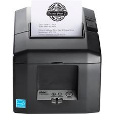 Star Micronics TSP654IIBI2-24OF GRY US Direct Thermal Printer - Monochrome - Desktop - Receipt Print