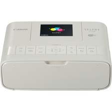 "Canon SELPHY CP1200 Dye Sublimation Printer - Color - Photo Print - Portable - 2.7"" Display - White"