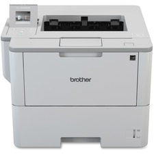 Brother HL HL-L6400DW Laser Printer - Monochrome - 52 ppm Mono - 1200 x 1200 dpi Print - Automatic Duplex Print - 570 Sheets Input - Wireless LAN