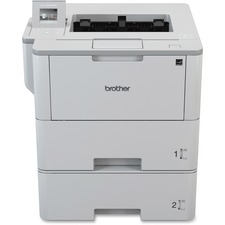 Brother HL-L6400DWT Laser Printer - Monochrome - Duplex