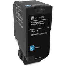 LEX84C1HC0 - Lexmark Unison Original Toner Cartridge