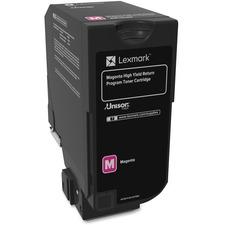 LEX84C1HM0 - Lexmark Unison Original Toner Cartridge