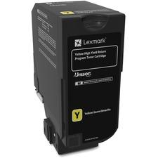 LEX84C1HY0 - Lexmark Unison Original Toner Cartridge