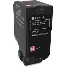 LEX74C1HM0 - Lexmark Unison Original Toner Cartridge
