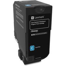 LEX74C1SC0 - Lexmark Unison Original Toner Cartridge
