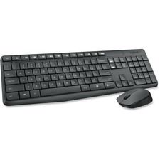 LOG 920007897 Logitech Wireless Keyboard and Mouse LOG920007897