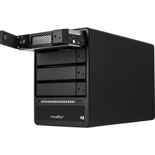 Rocstor Rocpro T24 DAS Array - 4 x HDD Supported - 0 x HDD Installed - 0 Byte Installed HDD Capacity
