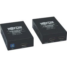 Tripp Lite HDMI Over Cat5/6 Active Video Extender Kit Intl Power Supply 200'