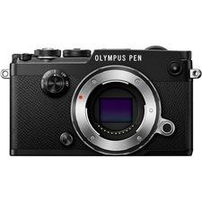 Olympus PEN-F 20.3 Megapixel Mirrorless Camera Body Only - Black