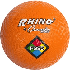 "CSI PG85OR Champion Sports 8-1/2"" Playground Ball CSIPG85OR"