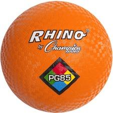 "CSI PG85OR Champion Sports 8-1/2"" Playground Ball CSIPG85OR"