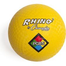"CSI PG85YL Champion Sports 8-1/2"" Playground Ball CSIPG85YL"