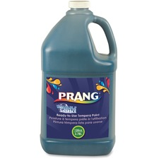 Dixon Ultra-washable Tempera Paint Gallon - 3.79 L - 1 Each - Turquoise